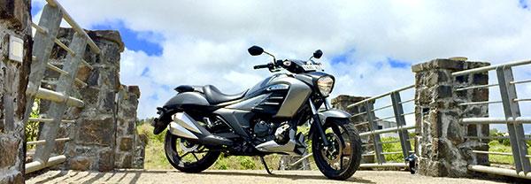 Emcar Ltd, Suzuki Intruder 150
