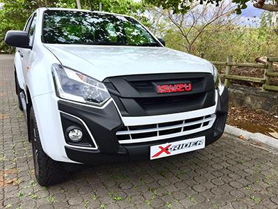Axess Ltd, Isuzu D-Max X-Rider