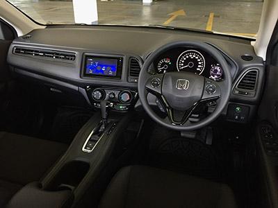 EAL Man Hin Ltd, Honda HR-V