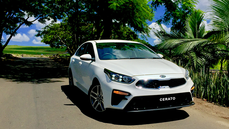 United Motors Ltd, Kia Cerato