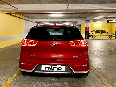 United Motors Ltd, Kia Niro