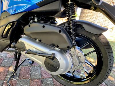 Maison de la Moto, Aprilia SR125