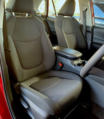 Toyota Mauritius, Toyota RAV4