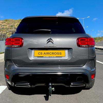 Axess Ltd, Citroën C5 Aircross