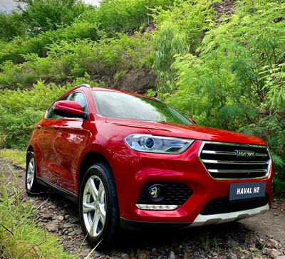 United Motors, Haval H2