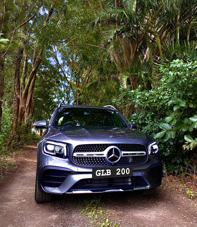CFAO Motors, Mercedes GLB 200