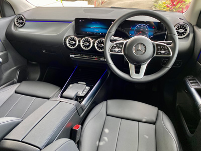 CFAO Motors, Mercedes GLA 200