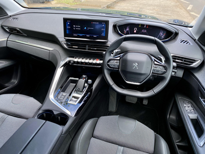 Axess Ltd, Peugeot 3008