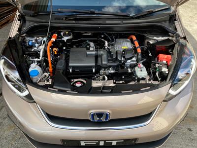 E.A.L Man Hin & Sons Ltd, Honda Fit